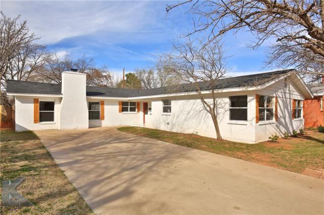 3832 N 9th Street, Abilene, TX 79603 (MLS #13787954) :: Team Hodnett