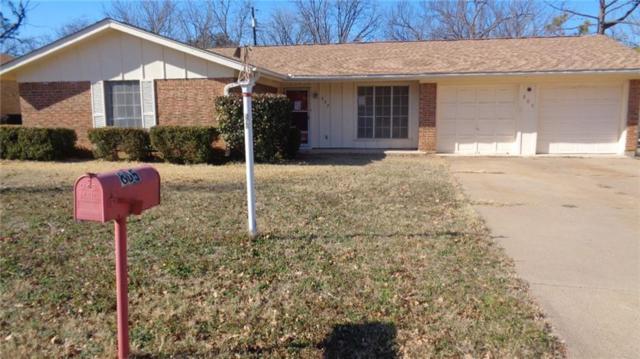 805 5th Avenue, Mineral Wells, TX 76067 (MLS #13788005) :: Team Hodnett