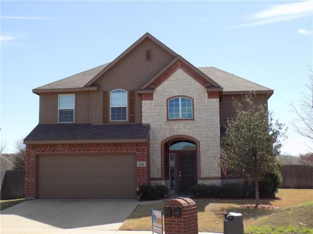 612 Hutchins Drive, Crowley, TX 76036 (MLS #13788038) :: The Mitchell Group