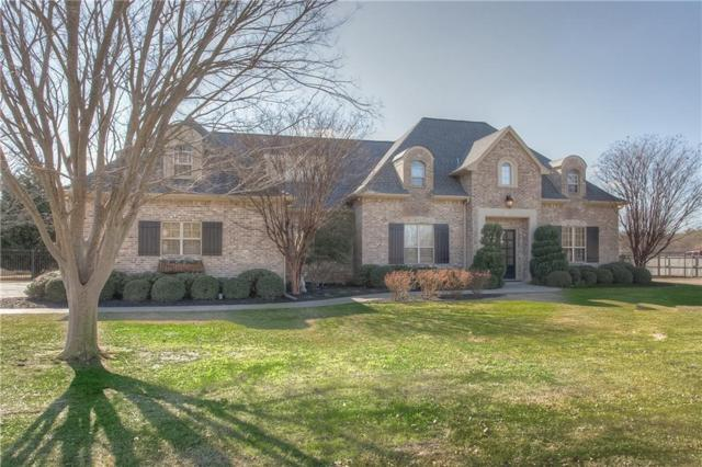 1413 Woodridge Drive, Aledo, TX 76008 (MLS #13788039) :: Team Hodnett