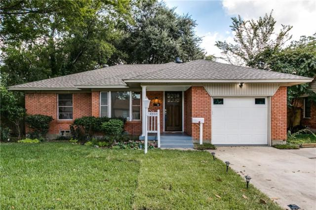 2338 Crest Ridge Drive, Dallas, TX 75228 (MLS #13788067) :: Team Hodnett