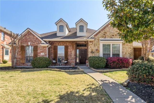 8420 Kingston Lane, Frisco, TX 75034 (MLS #13788079) :: Real Estate By Design