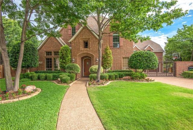 4815 Aurora Court, Flower Mound, TX 75028 (MLS #13788143) :: Team Hodnett