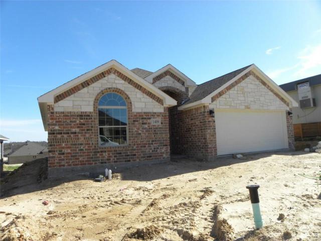 1409 Town Creek Circle, Weatherford, TX 76086 (MLS #13788192) :: Team Hodnett