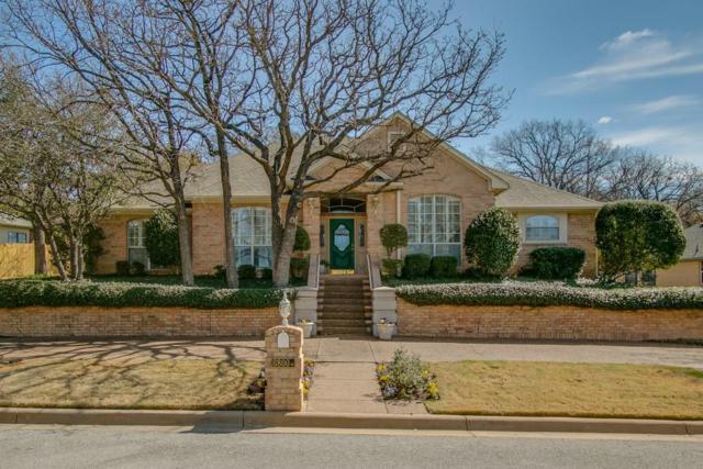 6800 Nob Hill Drive, North Richland Hills, TX 76182 (MLS #13788254) :: The Marriott Group