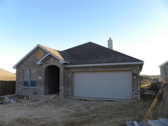 1405 Town Creek Circle, Weatherford, TX 76086 (MLS #13788272) :: Team Hodnett