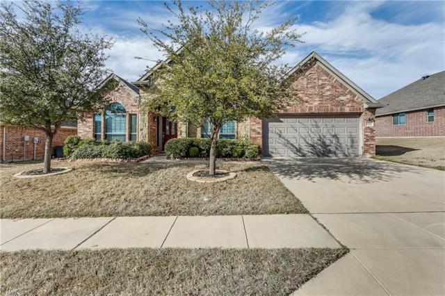 3913 Hunter Peak Road, Fort Worth, TX 76262 (MLS #13788308) :: Team Hodnett