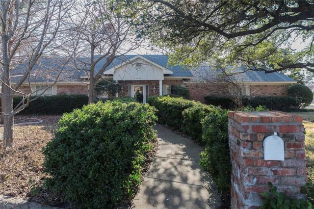 6755 Cartagena Court, Fort Worth, TX 76133 (MLS #13788377) :: Team Hodnett