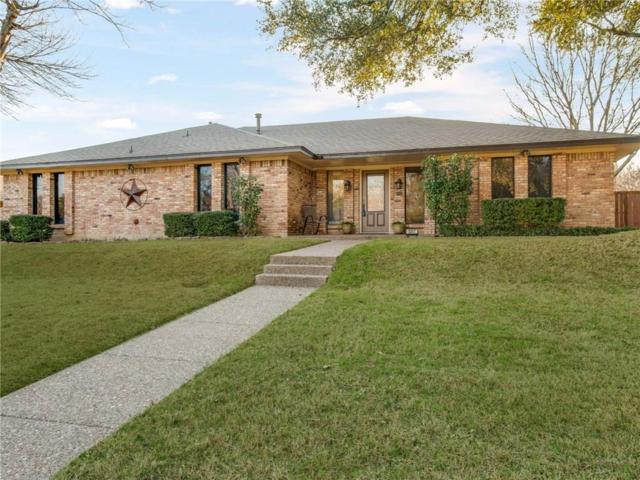 1207 Spring Lake Drive, Duncanville, TX 75137 (MLS #13788411) :: Team Hodnett