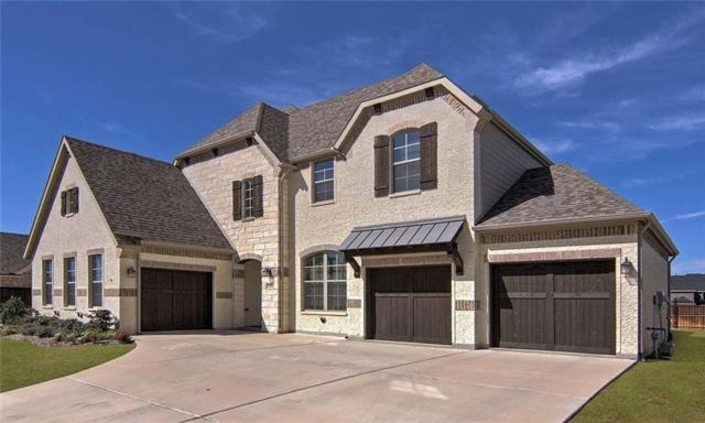715 Rosewood Place, Aledo, TX 76008 (MLS #13788419) :: Team Hodnett