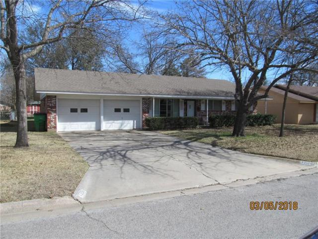 1204 N Hillside Street, Gainesville, TX 76240 (MLS #13788434) :: Team Hodnett