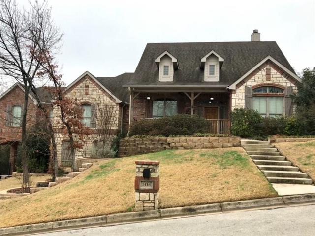 1416 Crownhill Drive, Arlington, TX 76012 (MLS #13788461) :: RE/MAX Pinnacle Group REALTORS