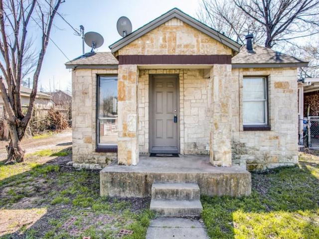 210 W Grover C Washington Avenue, Dallas, TX 75224 (MLS #13788491) :: Team Hodnett