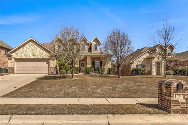 1565 Salado Trail, Weatherford, TX 76087 (MLS #13788504) :: Team Hodnett