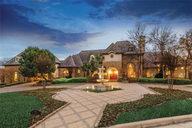 7901 Chartwell Lane, Fort Worth, TX 76120 (MLS #13788510) :: The Chad Smith Team