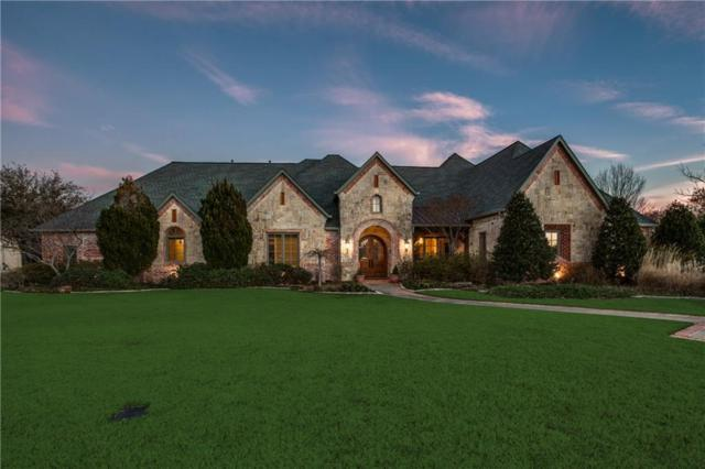 5206 Edgewater Court, Parker, TX 75094 (MLS #13788530) :: RE/MAX Town & Country