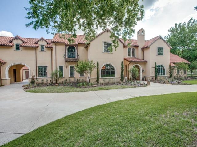 3140 Brookhollow Court, Prosper, TX 75078 (MLS #13788623) :: The Cheney Group