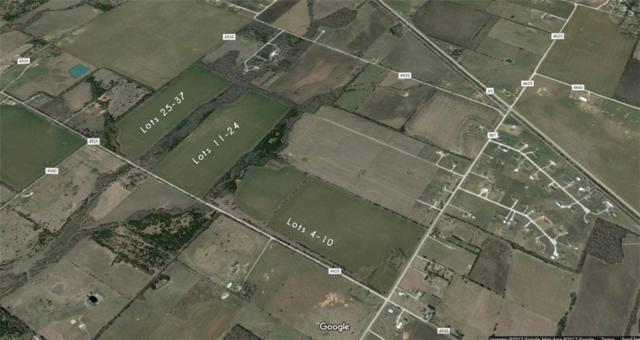 Lot18 Cr 4928, Trenton, TX 75490 (MLS #13788698) :: Baldree Home Team