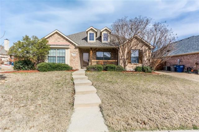 215 Shadybrook Drive, Wylie, TX 75098 (MLS #13788762) :: Team Hodnett