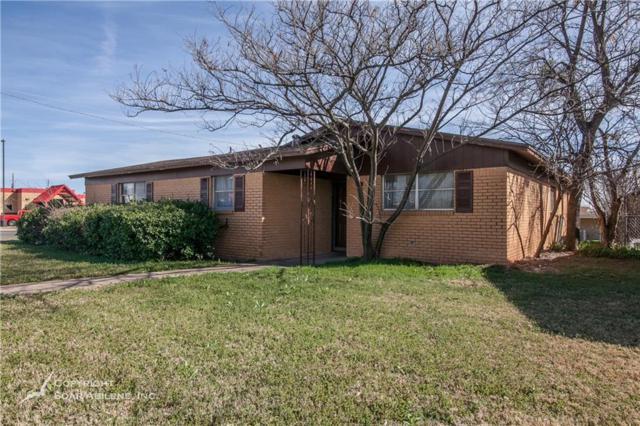 1073 Minda Street, Abilene, TX 79602 (MLS #13788803) :: Team Hodnett