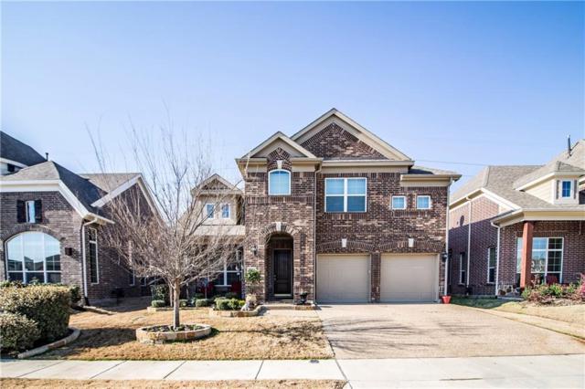 13808 Blueberry Hill Drive, Little Elm, TX 75068 (MLS #13788807) :: Team Hodnett