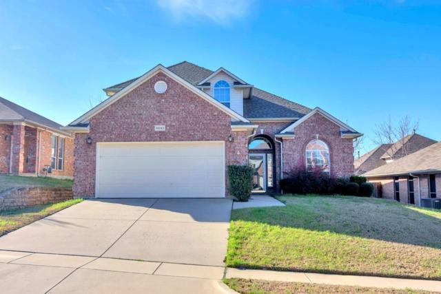 4840 Valley Springs Trail, Fort Worth, TX 76244 (MLS #13788884) :: Kindle Realty