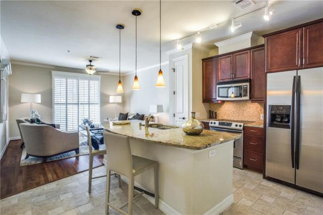 8616 Turtle Creek Boulevard #300, Dallas, TX 75225 (MLS #13788901) :: Team Hodnett