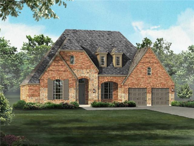 1161 Mercer Avenue, Lantana, TX 76226 (MLS #13788914) :: Team Hodnett