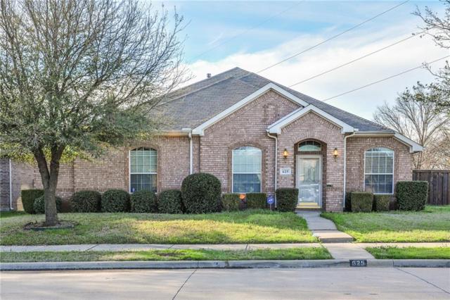 625 Belclaire Terrace, Desoto, TX 75115 (MLS #13788980) :: Team Hodnett