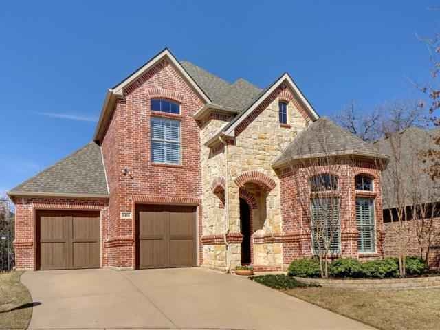 1416 Savannah Court, Grapevine, TX 76051 (MLS #13789055) :: Team Hodnett