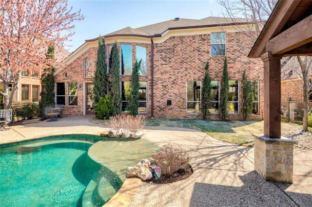 8801 Thompson Drive, Lantana, TX 76226 (MLS #13789058) :: The Real Estate Station
