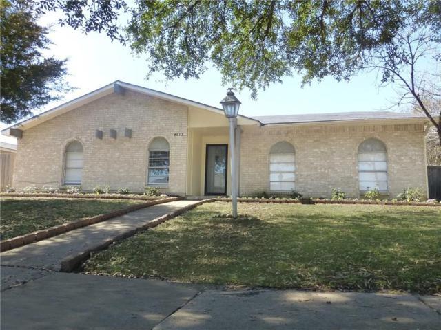 4613 Largo Trail, Garland, TX 75044 (MLS #13789101) :: Team Hodnett