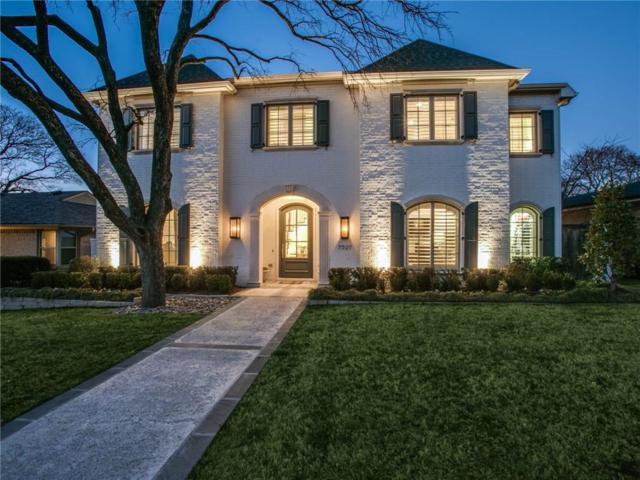 7527 Centenary Avenue, Dallas, TX 75225 (MLS #13789106) :: Team Hodnett