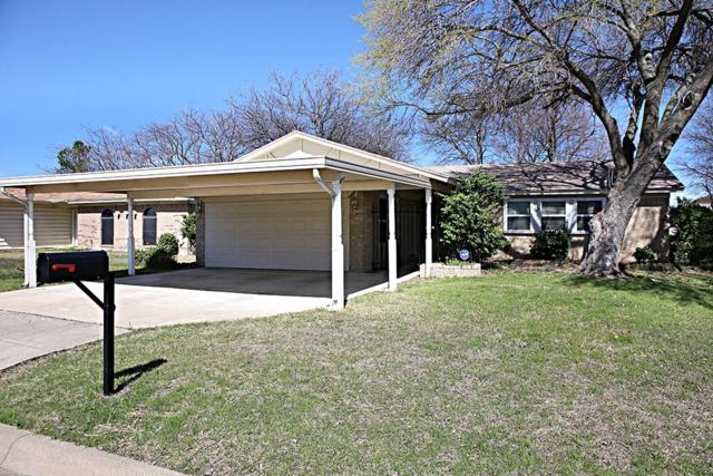 5629 Brent Drive, Haltom City, TX 76148 (MLS #13789127) :: Team Hodnett