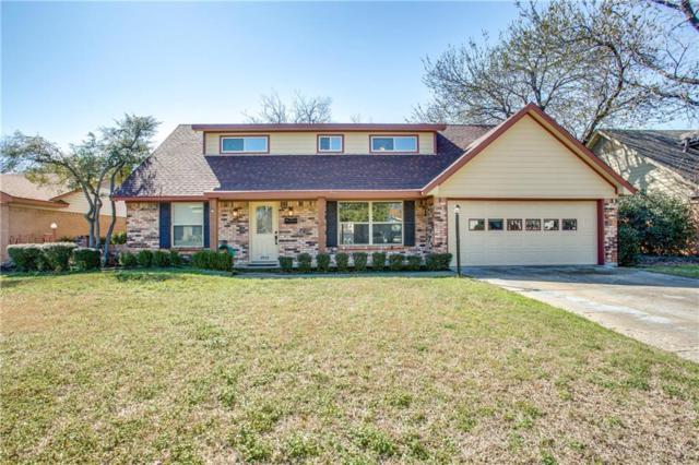 2930 Maydelle Lane, Farmers Branch, TX 75234 (MLS #13789136) :: Team Hodnett