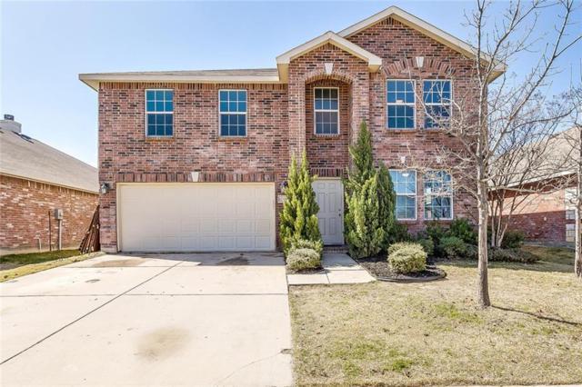 12569 Foxpaw Trail, Fort Worth, TX 76244 (MLS #13789145) :: Team Hodnett