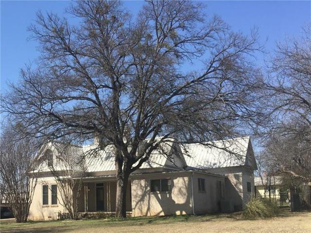 402 E Morgan, Meridian, TX 76665 (MLS #13789261) :: Team Hodnett
