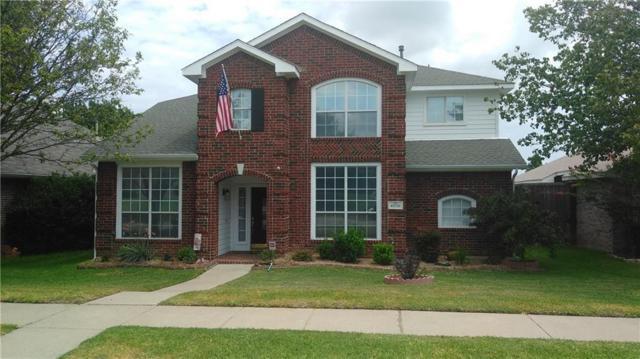 4536 Highridge Drive, The Colony, TX 75056 (MLS #13789328) :: Team Hodnett