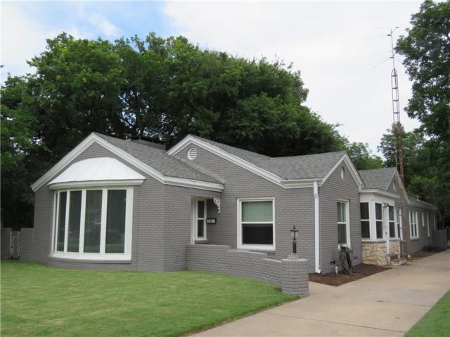105 Bellevue Drive, Cleburne, TX 76033 (MLS #13789336) :: Team Hodnett