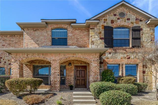 3075 Willow Grove Boulevard #1005, Mckinney, TX 75070 (MLS #13789369) :: Team Hodnett