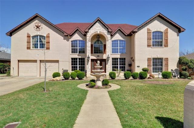 6005 Rayburn Drive, Fort Worth, TX 76133 (MLS #13789527) :: Team Hodnett