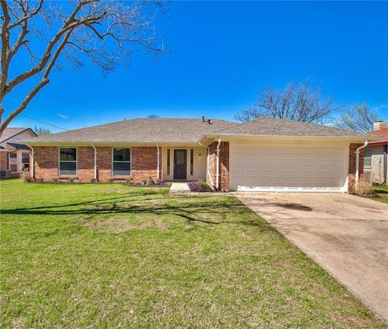 3705 Holland Drive, North Richland Hills, TX 76180 (MLS #13789546) :: Kindle Realty