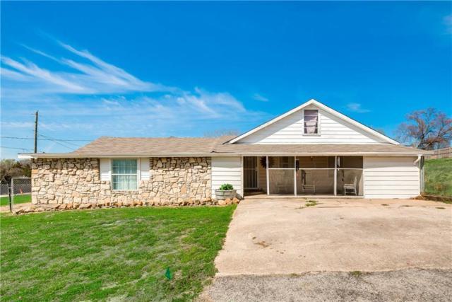 601 E 1st Street, Weatherford, TX 76086 (MLS #13789573) :: Team Hodnett