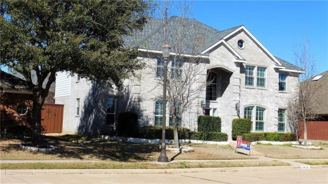 5424 Rockwood Drive, The Colony, TX 75056 (MLS #13789576) :: Team Hodnett