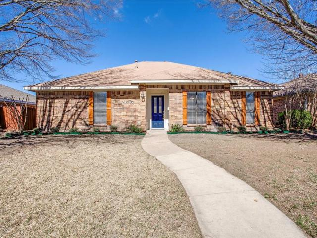 2615 Daybreak Drive, Dallas, TX 75287 (MLS #13789612) :: Team Hodnett