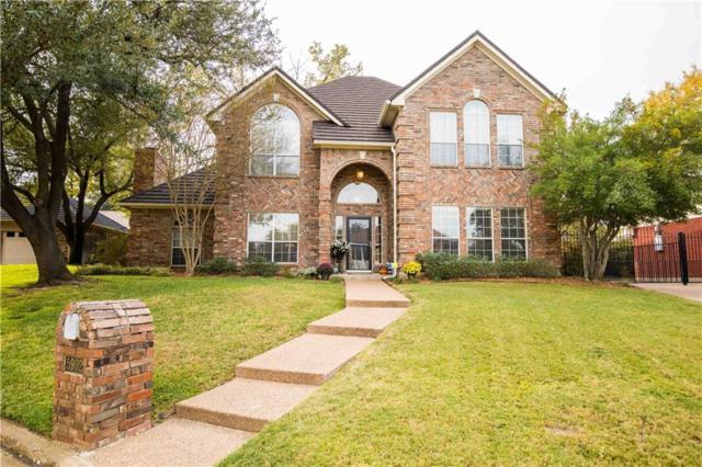 5902 Moss Drive, Arlington, TX 76016 (MLS #13789670) :: RE/MAX Pinnacle Group REALTORS
