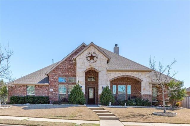 3020 Barton Springs Lane, Rockwall, TX 75087 (MLS #13789692) :: Team Hodnett