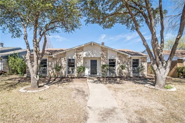 4924 Wagner Drive, The Colony, TX 75056 (MLS #13789739) :: Baldree Home Team