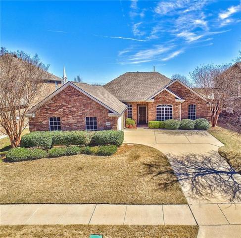 5054 Golfside Drive, Frisco, TX 75035 (MLS #13789804) :: Team Hodnett