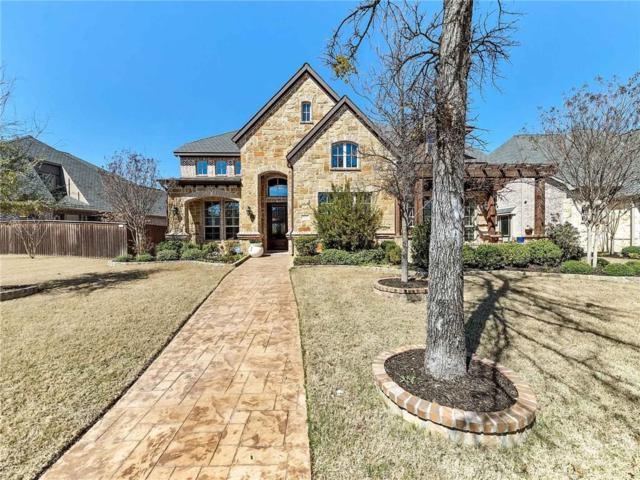 6640 Fairway Drive, Westworth Village, TX 76114 (MLS #13789812) :: The Mitchell Group